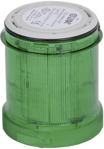 Auer Signalgeräte 901006900 Signaalzuilelement Groen Continu licht 12 V/DC, 12 V/AC, 24 V/DC, 24 V/AC, 48 V/DC, 48 V/AC, 110 V/AC, 230 V/AC