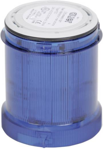 Auer Signalgeräte 901055405 Signaalzuilelement Blauw Continu licht 24 V/DC, 24 V/AC