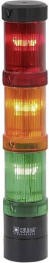 Auer Signalgeräte 902007900 Signaalzuilelement Geel Continu licht 12 V/DC, 12 V/AC, 24 V/DC, 24 V/AC, 48 V/DC, 48 V/AC, 110 V/AC, 230 V/AC