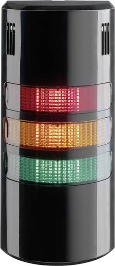 Auer Signalgeräte HZ00216385 Signaalzuilelement LED Rood, Oranje, Groen Continu geluid, Pulstoom, Continu licht 24 V/DC,