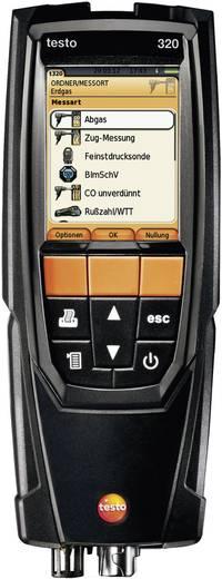testo Analyseur de gaz de combustion 320 Afvoergasmeter