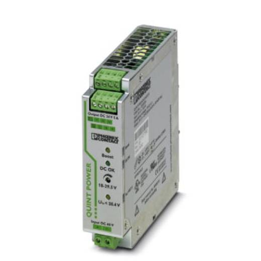 Phoenix Contact QUINT-PS/48DC/24DC/5 Din-rail netvoeding 24 V/DC 5 A 1 x