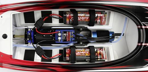 Traxxas RC boot 100% RTR 1037 mm