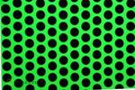 EASYPLOT FUN 1 breedte: 30 cm lengte: 10 m fluor. groen - zwart