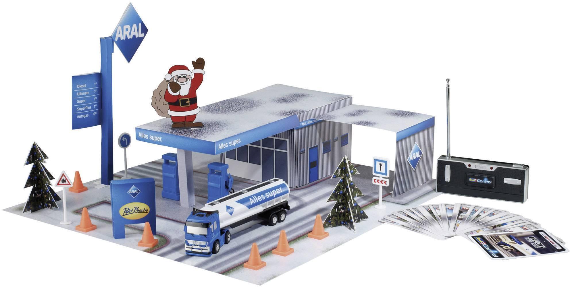 Revell Weihnachtskalender.Revell Adventskalender 01005