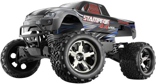 Traxxas Stampede 1:10 Brushless RC auto Elektro Monstertruck 4WD RTR 2,4 GHz