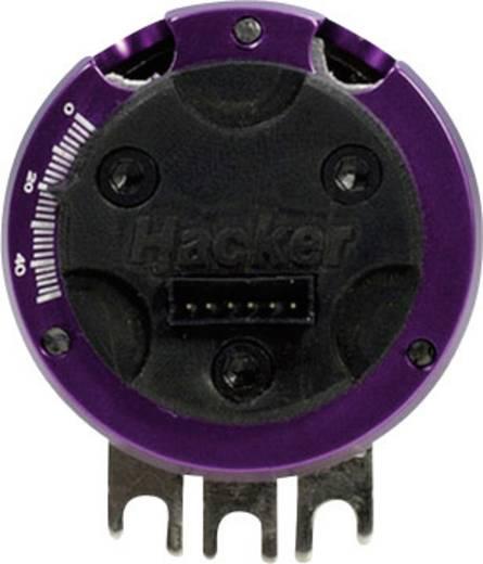 Hacker Skalar 10 Brushless elektromotor voor auto's kV (rpm/volt): 7980 Aantal windingen (turns): 4.5
