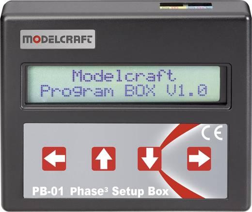 Modelcraft Phase³ Programmeerkaart Geschikt voor: Brushless