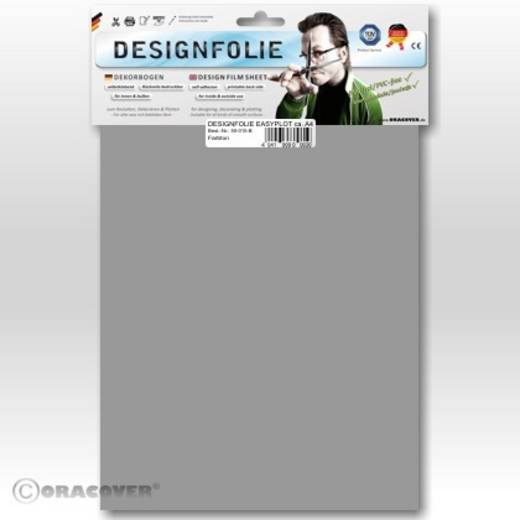 Oracover Easyplot 50-011-B Designfolie (l x b) 300 mm x 208 mm Lichtgrijs