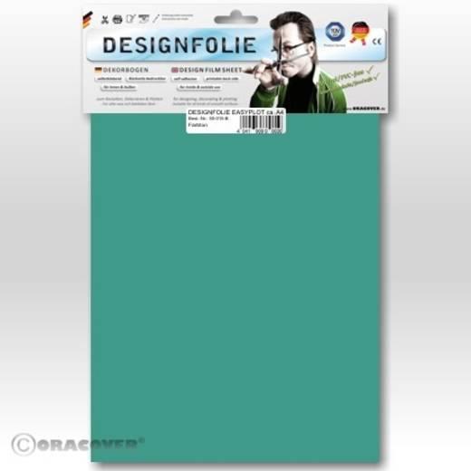 Oracover Easyplot 50-017-B Designfolie (l x b) 300 mm x 208 mm Turquoise