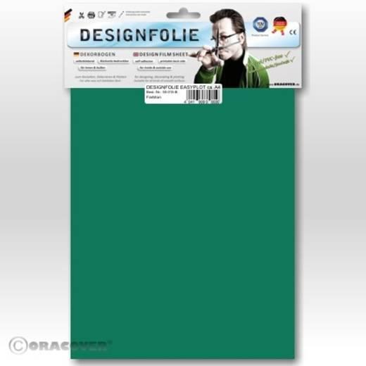 Oracover Easyplot 50-040-B Designfolie (l x b) 300 mm x 208 mm Groen