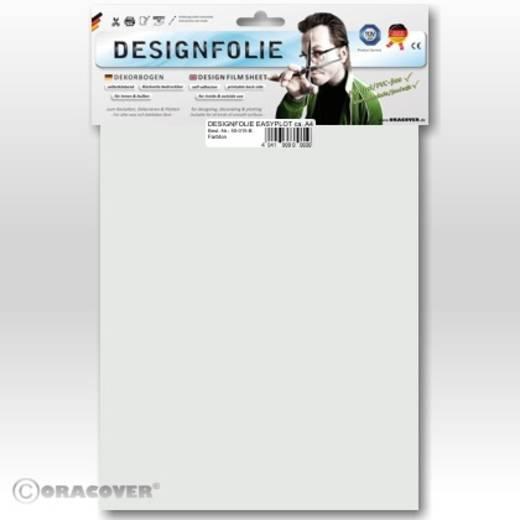 Oracover Easyplot 80-000-B Designfolie (l x b) 300 mm x 208 mm Transparant