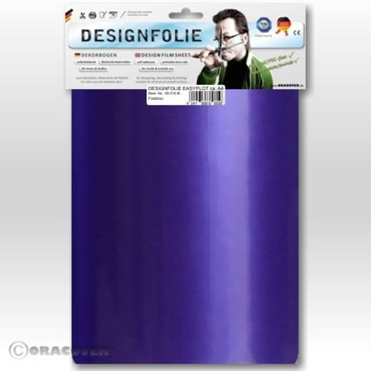Oracover Easyplot 50-056-B Designfolie (l x b) 300 mm x 208 mm Parelmoer lila