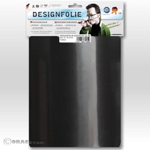 Oracover Easyplot 50-077-B Designfolie (l x b) 300 mm x 208 mm Parelmoer grafiet