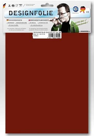 Oracover Easyplot 60-023-B Designfolie (l x b) 300 mm x 208 mm Schaal-ferrarirood