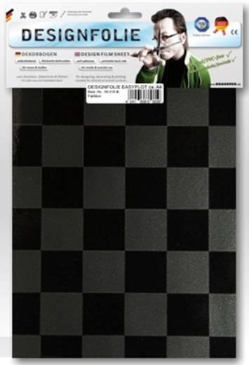 Oracover Easyplot Fun 3 87-077-071-B Designfolie (l x b) 300 mm x 208 mm Parelmoer grafiet-zwart