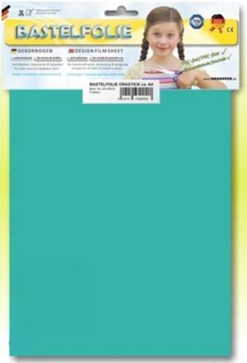 Oracover Orastick 25-017-B Plakfolie (l x b) 300 mm x 208 mm Turquoise