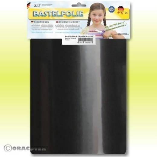 Oracover Orastick 25-077-B Plakfolie (l x b) 300 mm x 208 mm Parelmoer grafiet
