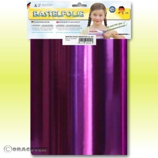 Oracover Orastick 25-096-B Plakfolie (l x b) 300 mm x 208 mm Chroom-paars