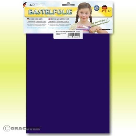 Oracover Orastick 29-084-B Plakfolie (l x b) 300 mm x 208 cm Koningsblauw-lila