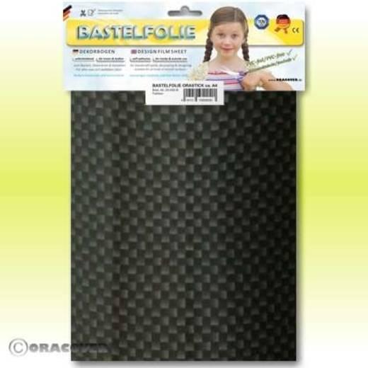 Oracover Orastick 425-071-B Plakfolie (l x b) 300 mm x 208 mm Carbon