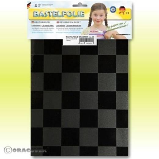 Oracover Orastick Fun 3 47-077-071-B Plakfolie (l x b) 300 m x 208 cm Parelmoer grafiet-zwart