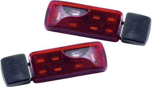 Carson Modellsport 500907038 1:14 Trucks achterlichten met 6-segmenten 1 paar
