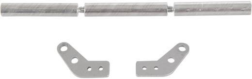 Carson Modellsport 500907181 1:14 Aluminium onderstuurbeveiliging 1 stuks