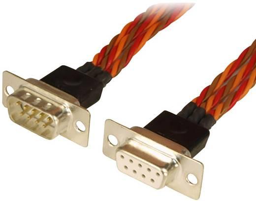 Kabelset romp/vleugels voor het aansluiten van 3 servo's