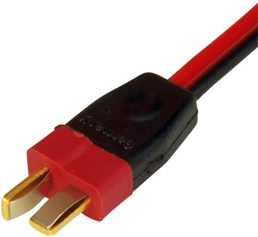 Accu Aansluitkabel [1x T-stekker - 1x Open einde] 400 mm 1.0 mm² Powerbox Systems