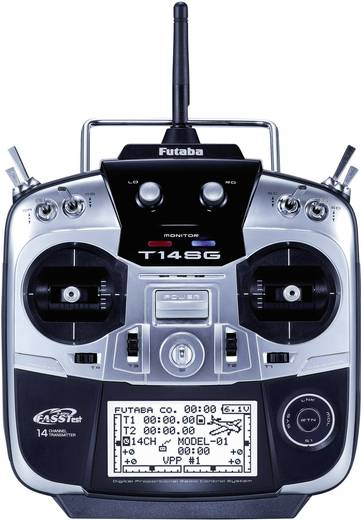 Futaba T14SG-R7008SB RC handzender 2,4 GHz Aantal kanalen: 14 Incl. ontvanger