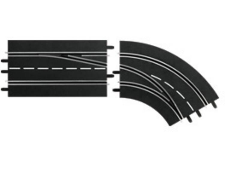 Carrera 20030365 DIGITAL 132, DIGITAL 124 Spoorwissel bocht rechts buiten naar binnen 1 stuks
