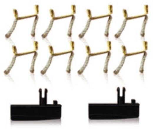 Carrera 20020366 Evolution, DIGITAL 132, DIGITAL 124 2 geleiders / 8 dubbele sleepcontacten