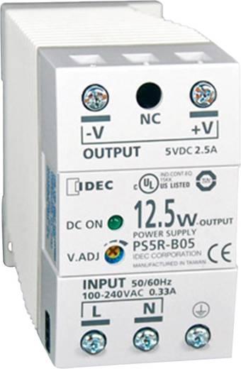Idec PS5R-B12 Din-rail netvoeding 12 V/DC 1.2 A 15 W 1 x
