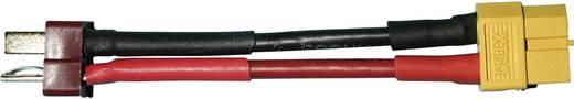 Accu Adapterkabel [1x T-stekker - 1x XT60-bus] 100 mm 2.50 mm² Modelcraft