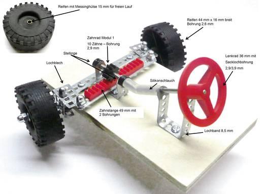 Modelcraft Voertuig bouwpakket educatief