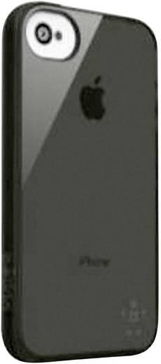 Belkin Grip Sheer TPU iPhone Backcover Geschikt voor model (GSM's): Apple iPhone 5, Apple iPhone 5S, Apple iPhone SE Zwa