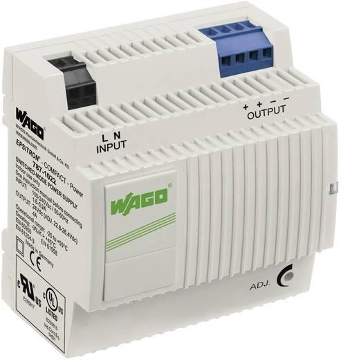 WAGO Epsitron Compact Power 787-1022 Din-rail netvoeding 24 V/DC 4 A 96 W 2 x