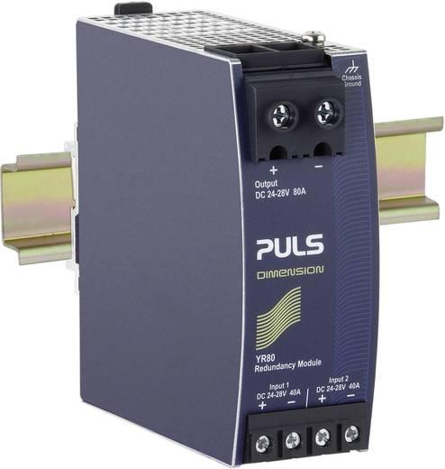 PULS YR80.241 Din-rail redundantie module 80 A Aantal uitgangen: 1 x