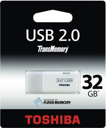 Toshiba 32 GB USB-stick Wit USB 2.0