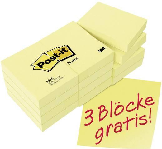 3M 653Y12 7000080741 Geel 12 stuks