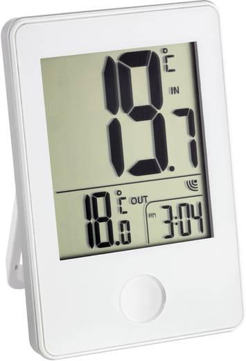 TFA 30.3051.02 Thermomètre sans fil, blanc Thermometer