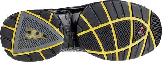 PUMA Safety Pace Black Low 642500 Lage veiligheidsschoen S3 Maat: 42 Zwart, Geel 1 paar