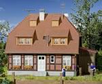 H0 huis Mühlenweg Spreewald