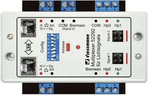 Viessmann 52292 Dubbele multiplexer Kant-en-klare module