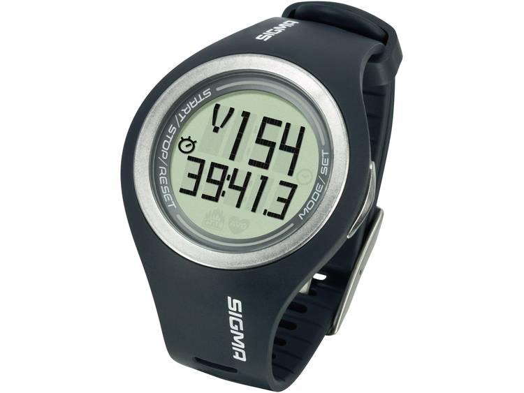 Sigma Sports Pc 22.13 Man Horloge Hartslagmeter Zwart Stuk