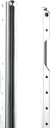 Rittal 2310.100 Montagerail Geperforeerd Plaatstaal 938 mm 20 stuks