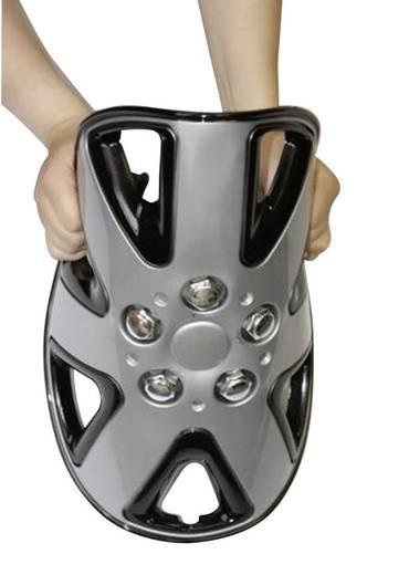 Wieldoppen Goodyear Flexo R13 Zilver 4 stuks