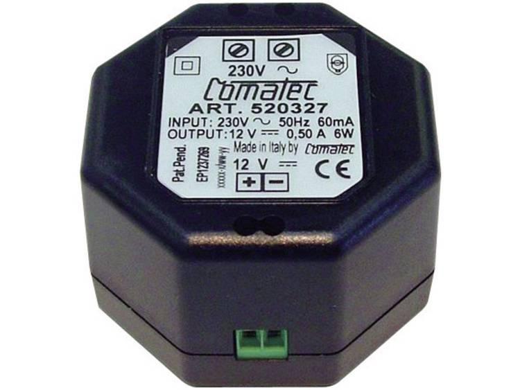 Comatec OT/0100.12/E AC/DC inbouwnetvoeding 12 V/DC 1 A 12 W