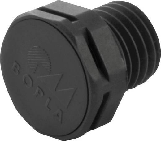 Drukcompensatie element Zwart Bopla 52042000.MT2 5 stuks